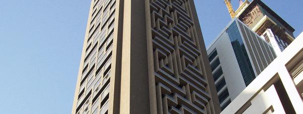 Maze Tower Dubai