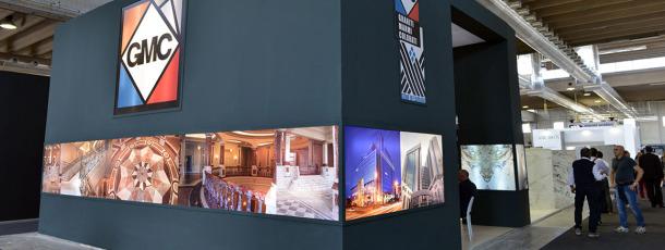 Verona's exhibition – Marmomacc 2014