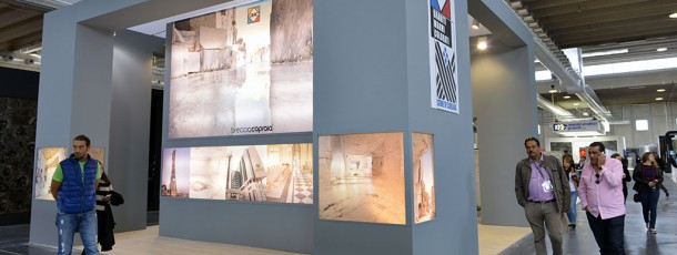 Verona's exhibition – Marmomacc 2015