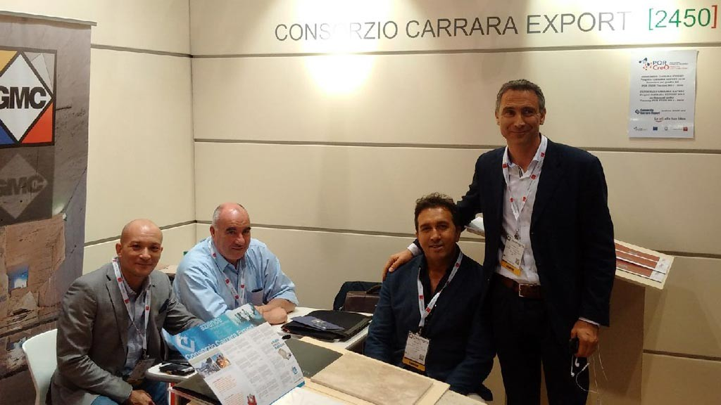 Foto fiera Coverings 2016